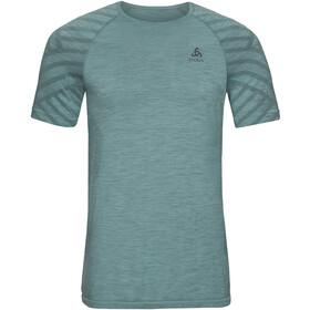 Odlo BL Kinship Seamless Crew Neck T-shirt Heren, arctic melange